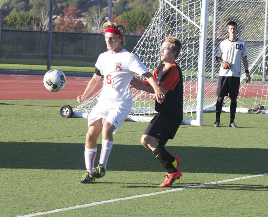 Varsity soccer overcomes deficit in NCS playoffs to top Arcata in overtime