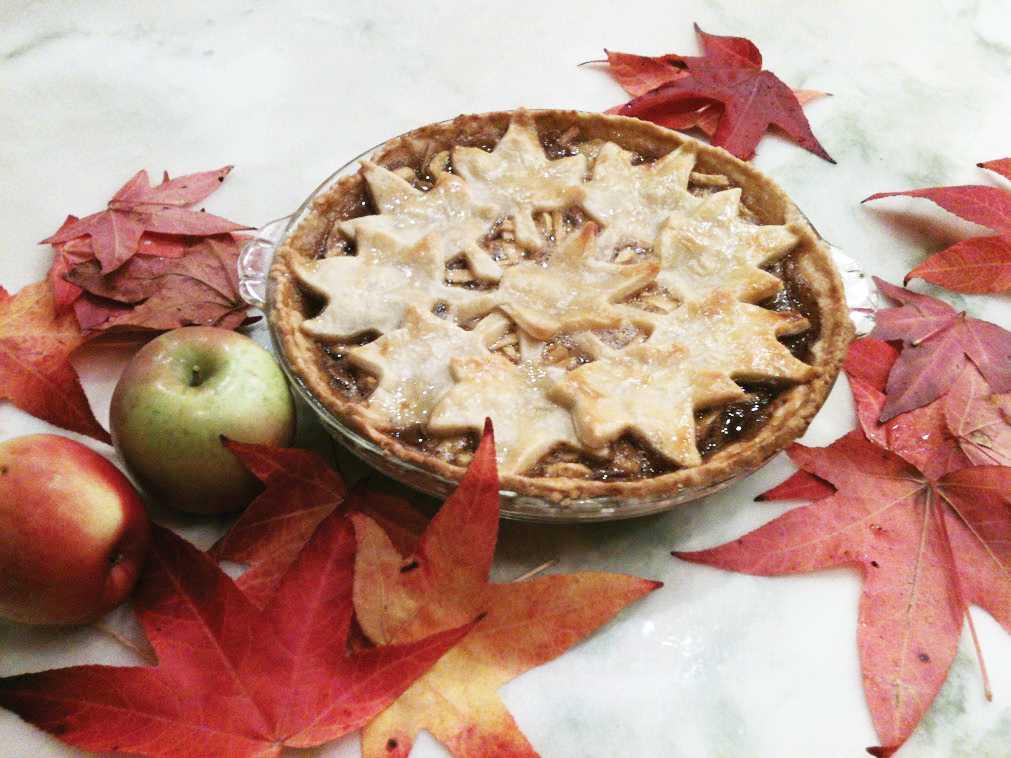 Tips to reinvent standard autumn pies