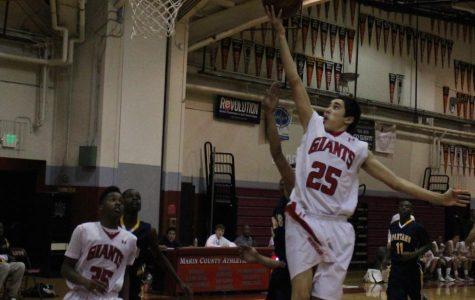 Boys' junior varsity basketball defeats Pinole Valley