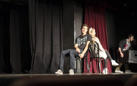 Beginning Drama performs One Act plays