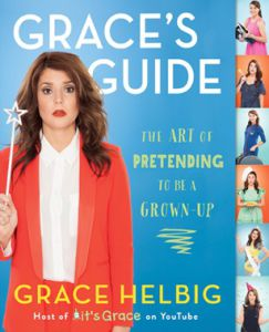 Famous Youtuber Grace Helbig released her first book,