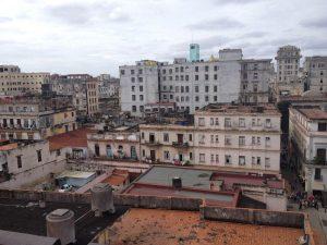 View from Havana, Cuba