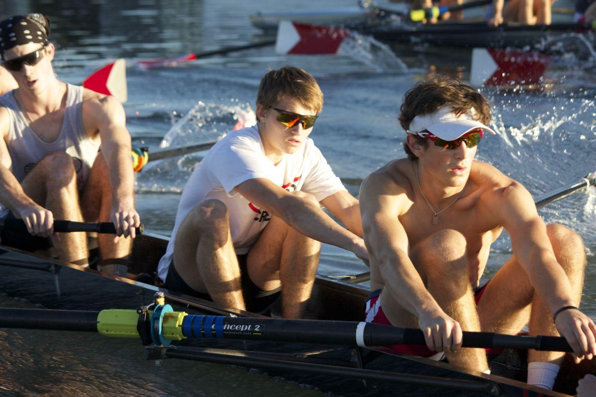 Four Marin Rowers commit to University of Pennsylvania