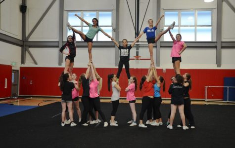 Competition cheer team heads to nationals