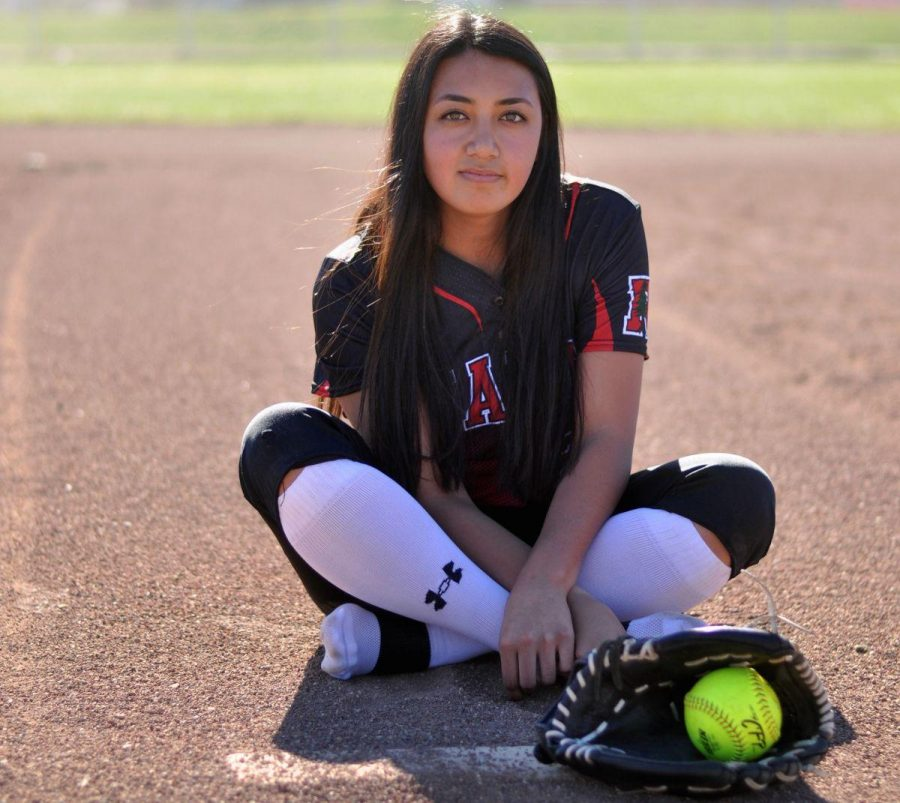 Sports Spotlight: Returning Pitcher of the Year leads softball team