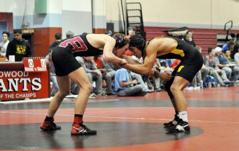 Wrestling team wins first MCALs since 1973