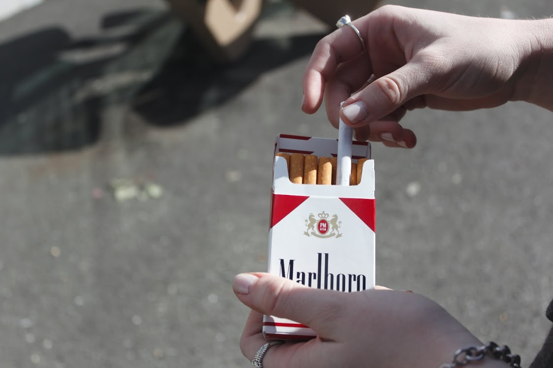 New bill may raise smoking age from 18 to 21