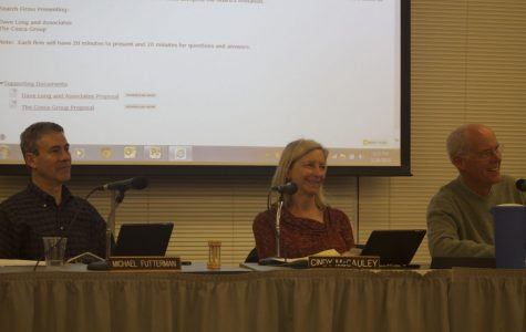 Board chooses consulting firm for superintendent search