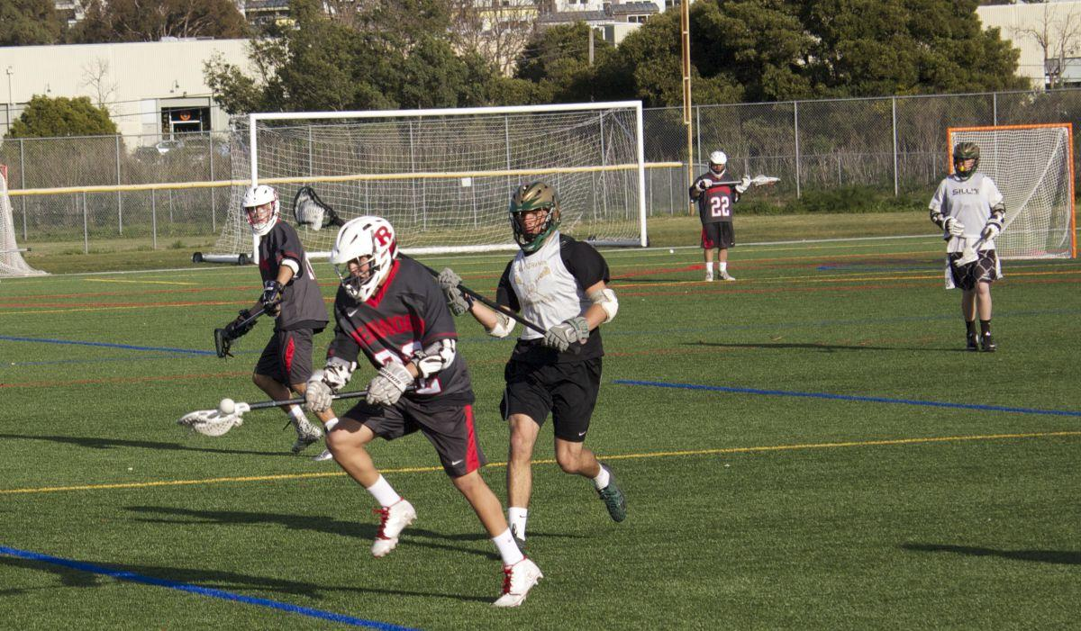 Varsity lacrosse kicks off season strong with a 13-4 victory over Casa Grande