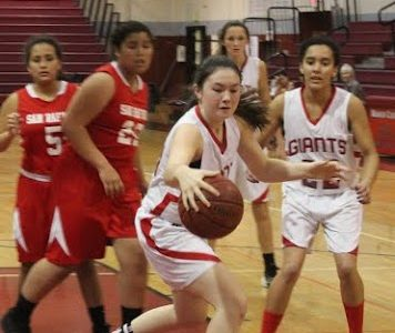 Girls' junior varsity steals a win against San Rafael