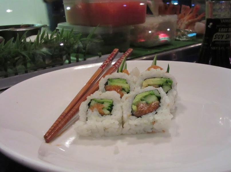 Rolling through the best sushi restaurants in Marin