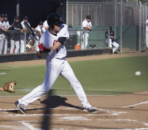 Varsity baseball shuts out Cardinal Newman