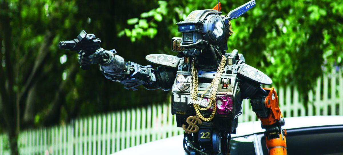 'Chappie' delivers a unique story from unoriginal ideas