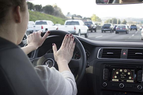 Road rage places drivers in dangerous situations