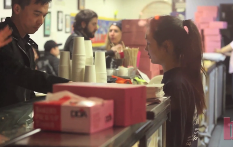 Video: Student discusses experience working at renowned San Francisco doughnut shop