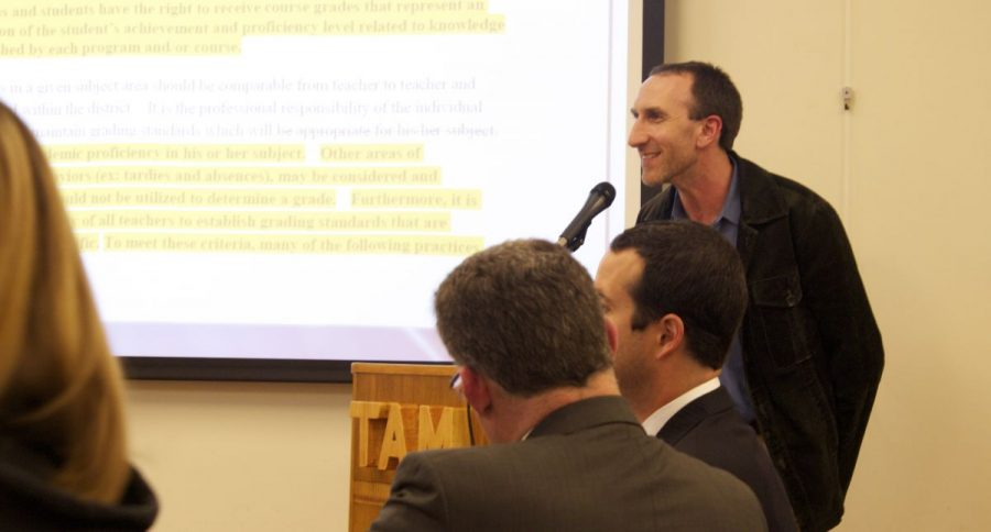 Board meets to discuss superintendent search