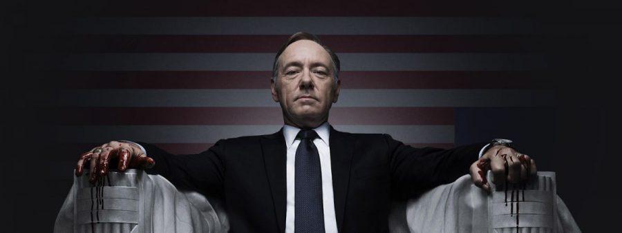 Netflix original House of Cards fails to ace third season