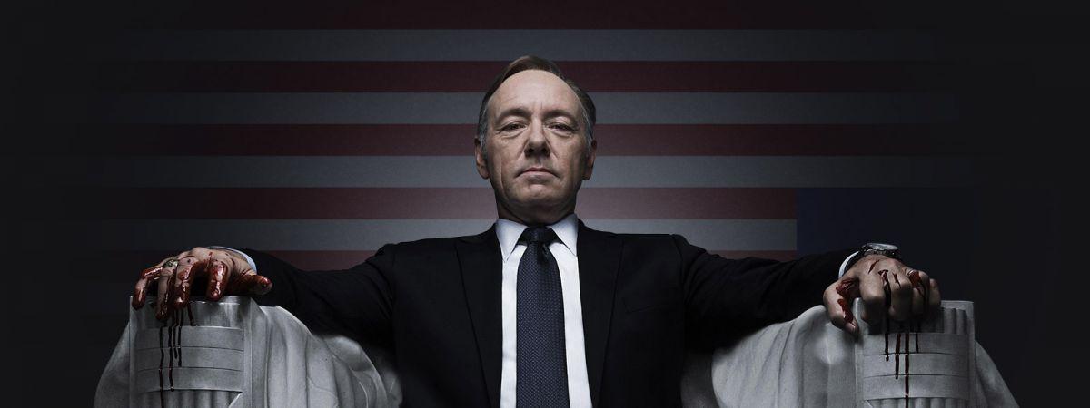 Netflix original 'House of Cards' fails to ace third season