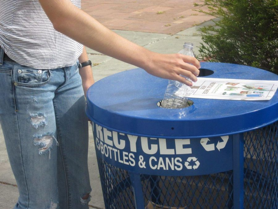 New recycling policy saves the Earth one bin at a time