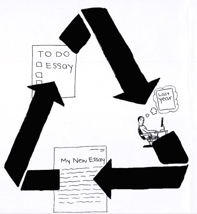 Adapt, amend, augment: Let's allow essay alteration