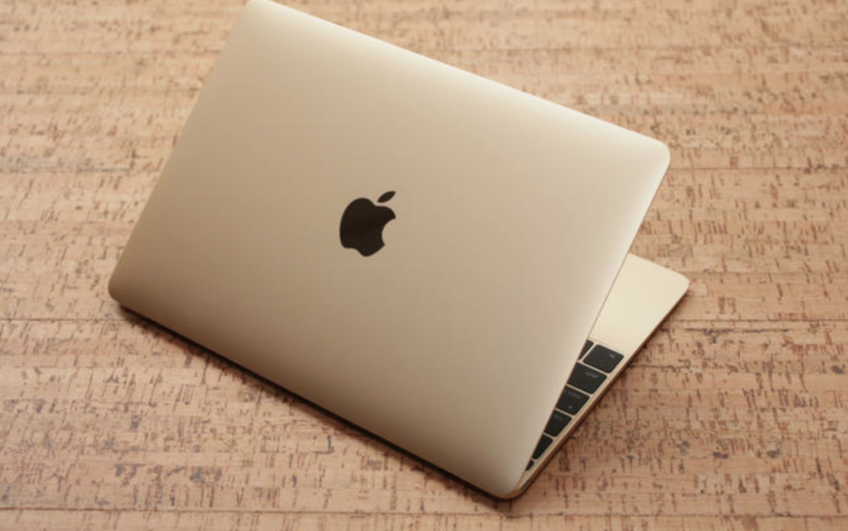 The new MacBook, where form comes before function