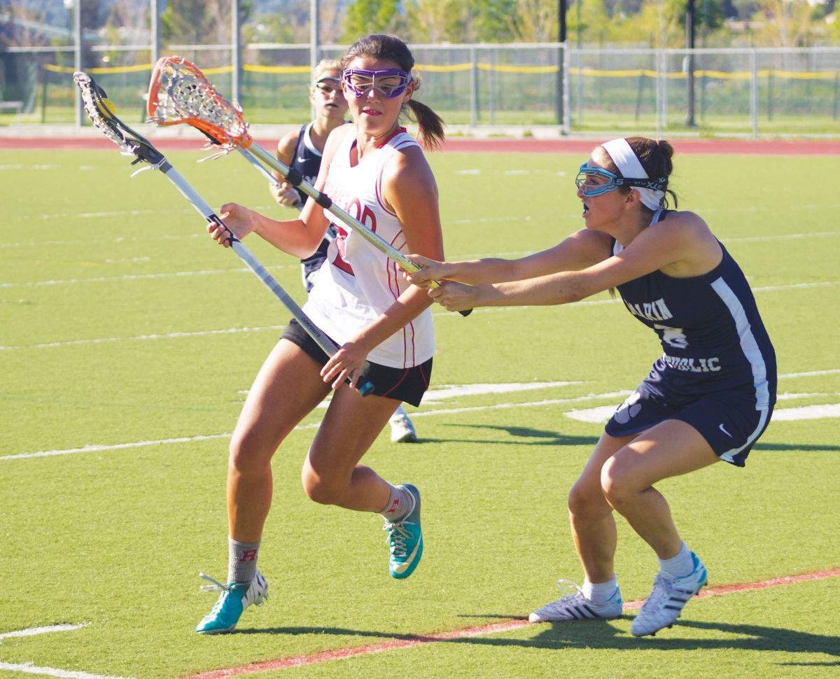 Girls' lacrosse impresses with strong start