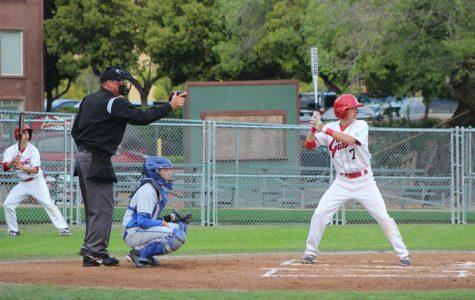 Varsity baseball defeats No. 16 seed in NCS playoffs
