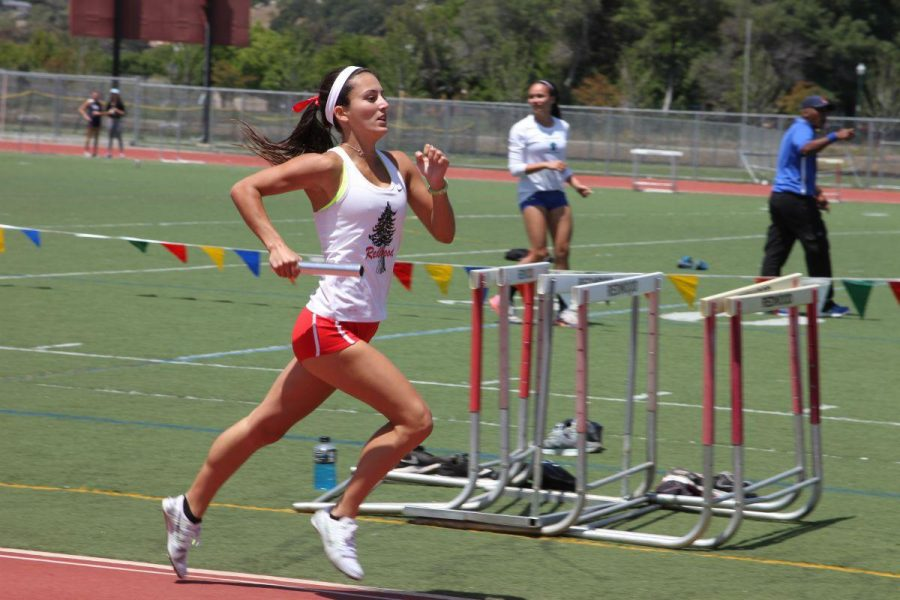 Girls' track and field takes MCAL title, now striding toward NCS