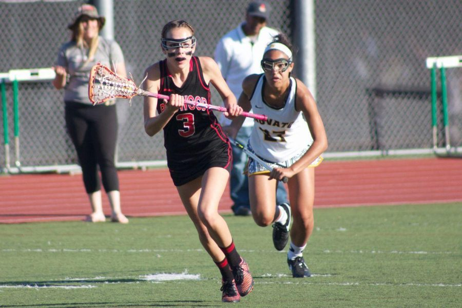 Girls' lacrosse defeated by Novato in MCAL championship