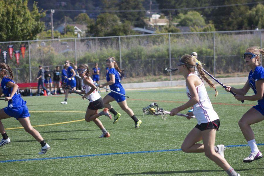 Gallery: Girls' varsity lacrosse wraps up season with loss to Davis