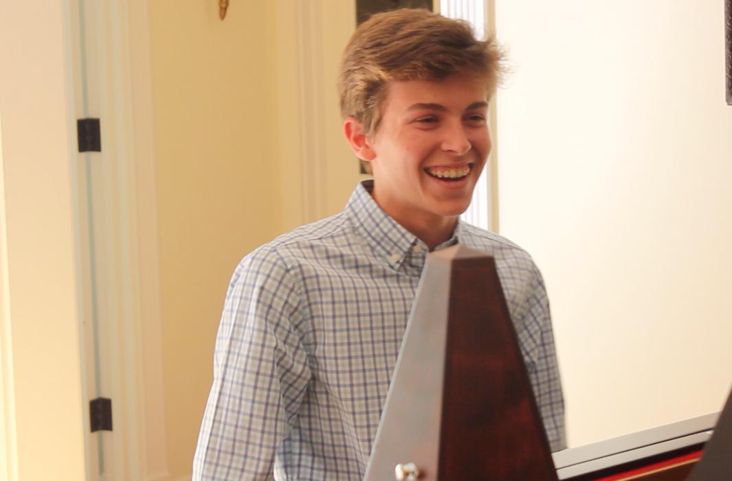 Desk Jams: Edition 8 – Parker Addison