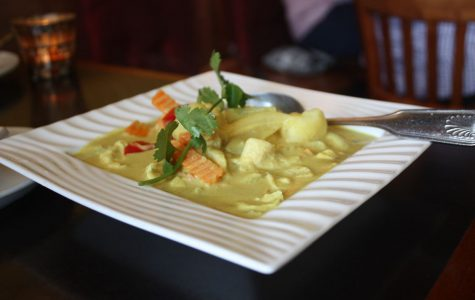 Thep Lela proved to be the tastiest curry.