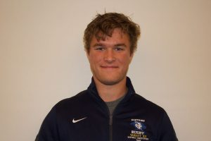 Senior Sam Crolla has opted to spend a year traveling around Europe.