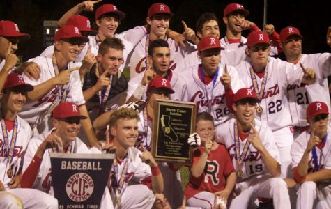 Varsity baseball clinches triple crown in 11 inning NCS championship