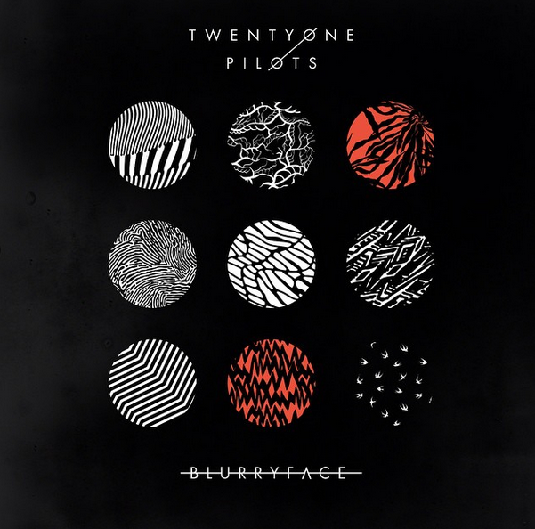 """TWENTY ONE PILOTS' brand new album, """"Blurryface,"""" combines a wide range of musical instruments and vocal ranges to create a unique second album."""