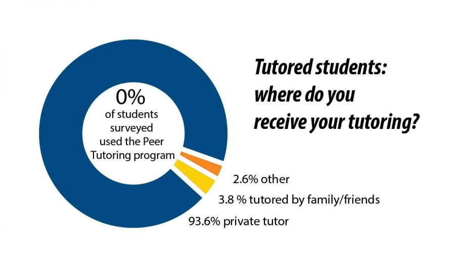 Private tutors more popular than free school options
