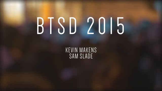 Video: Back to School Dance - 2015