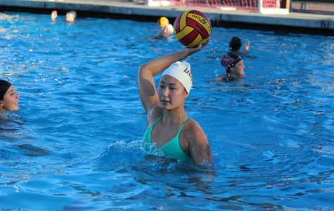 Girls' water polo looks to continue climbing the MCAL ranks