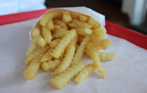 Finger Lickin' French Fries around Marin