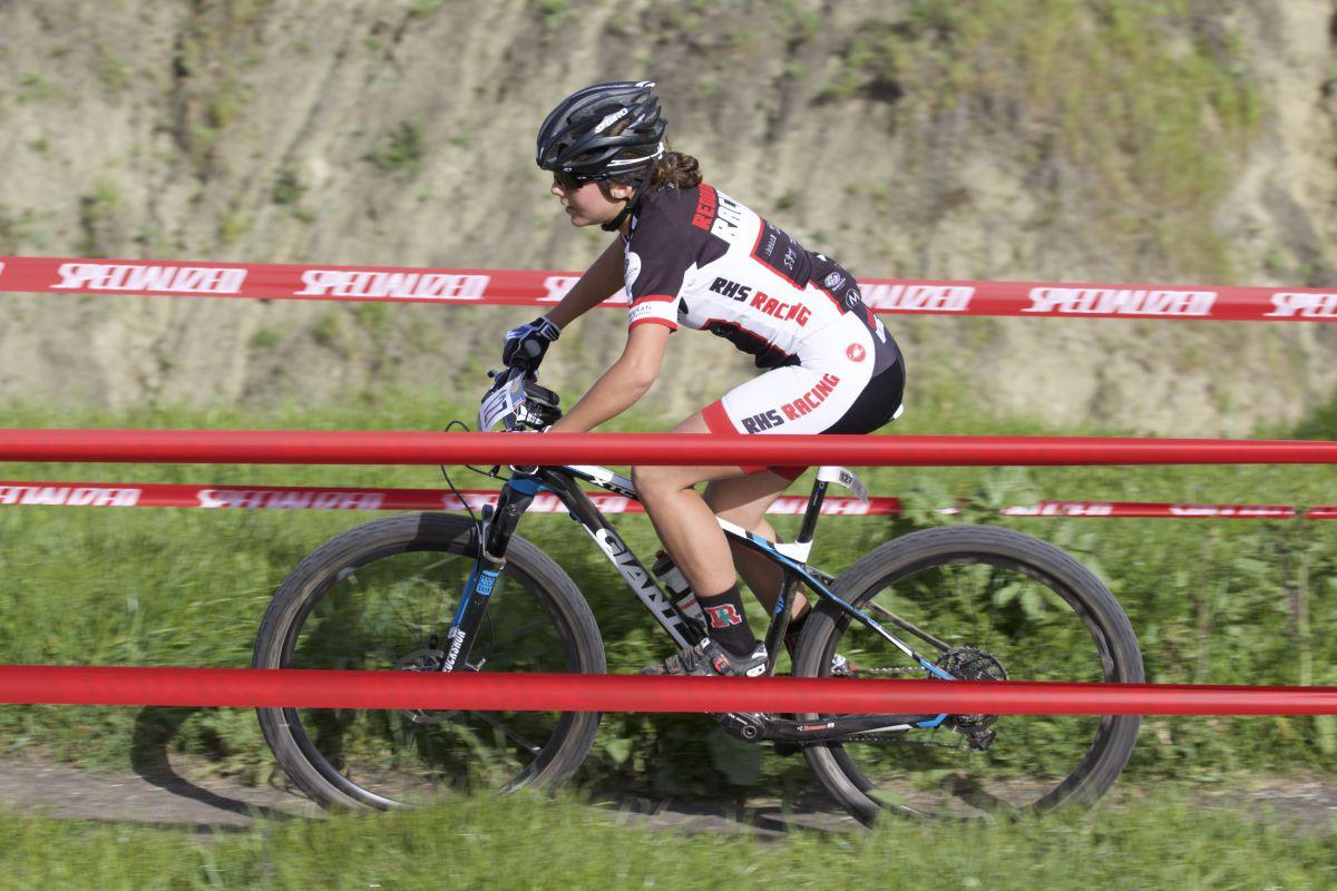 Juniors compete in European national races
