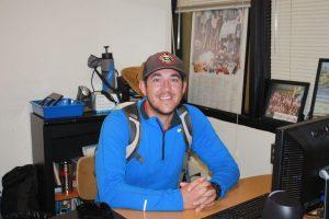 Ryan Lloyd is the newest PE teacher at Redwood.