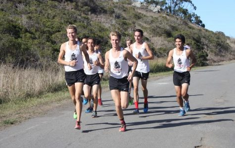 Cross country team races to maintain top spot in MCAL