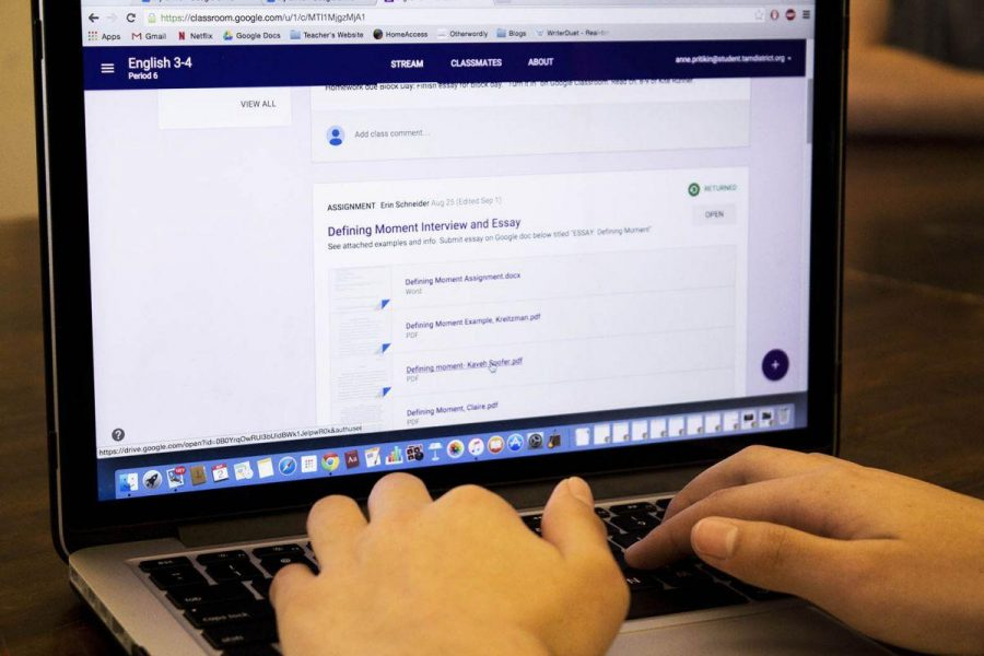 Tam District Implements Google Apps for Education
