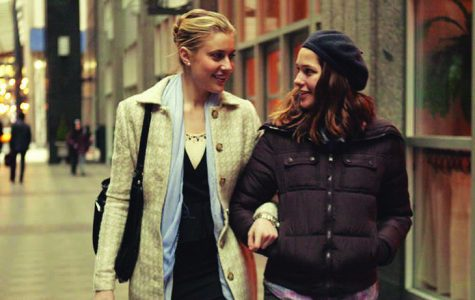 Predictable characters of 'Mistress America' comically come of age