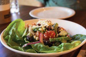 Patxi's greek salad