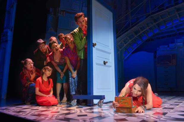 Amélie's musical debut captures the hearts of viewers