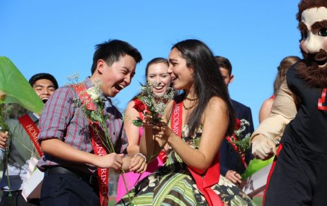 GALLERY: Revealing of the Homecoming King and Queen