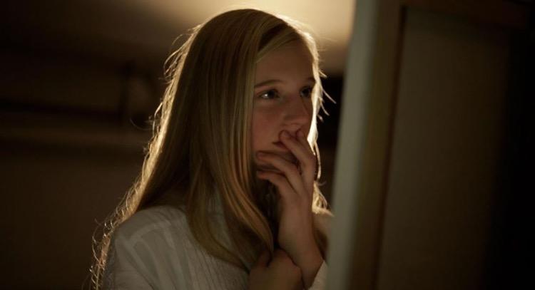 Senior Jessica Flaum acts in film