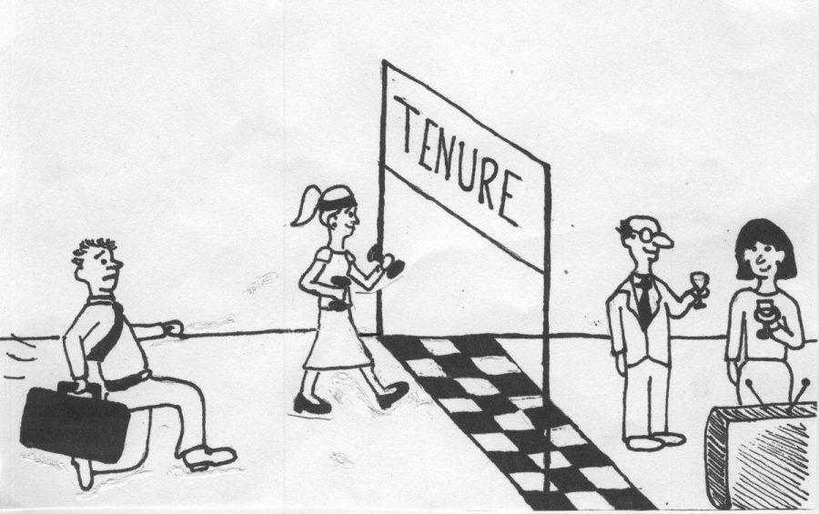 Teacher tenure detrimental to student learning