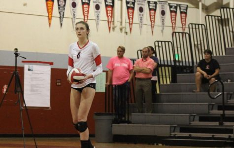 Volleyball powers through the rest of the season
